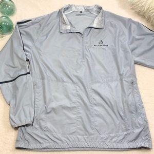 Nike Golf Men's Lightweight Pullover Jacket